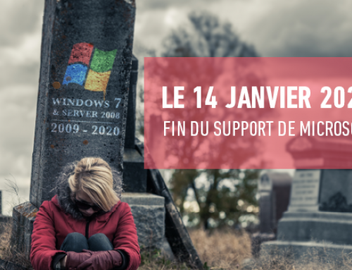Clap de fin pour le support de Windows 7, Windows Serveur 2008 et Exchange 2010